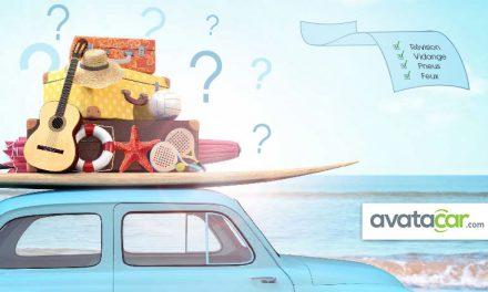 Voiture et départ en vacances? Conseils pour tout réussir