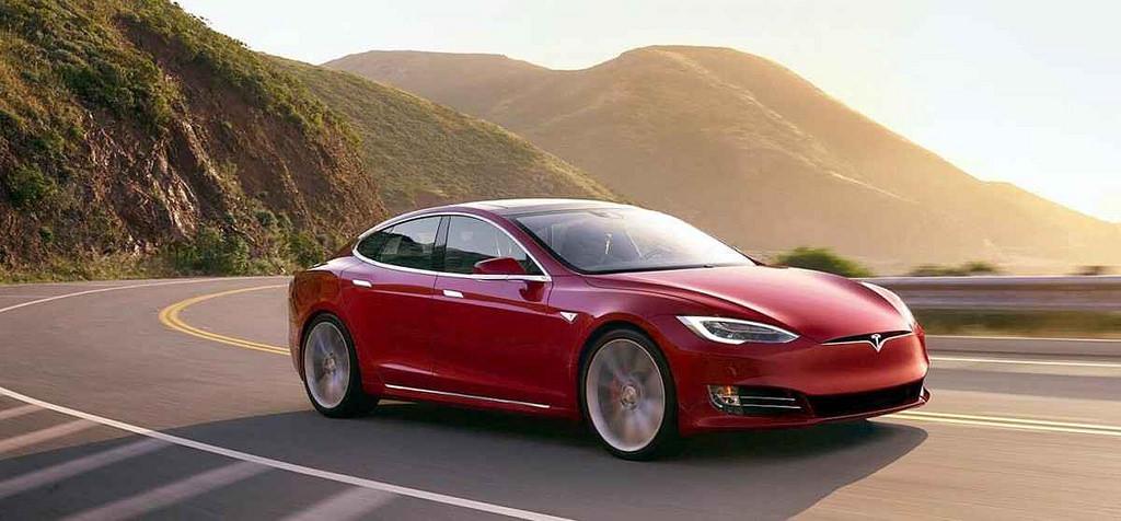 modello Tesla s