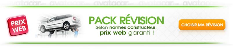 Pack révision sur Avatacar.com