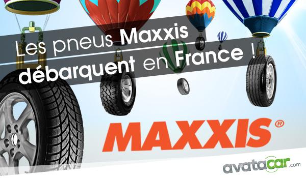 Pneus Maxxis : qualité et performance !