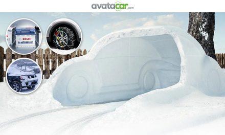 En hiver, pensez à votre voiture !