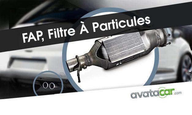 Le filtre à particules