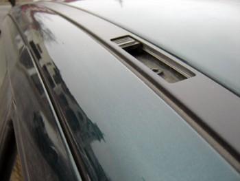 Point de fixation barres de toit
