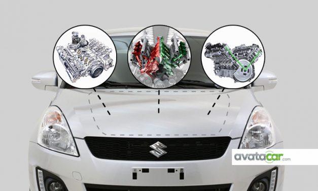 Les différents types de moteurs