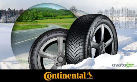 Les pneus AllSeasonContact de Continental