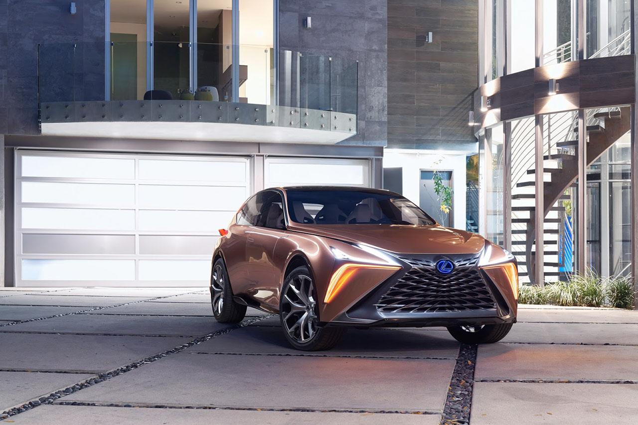 Lexus LF-1 Limiteless Concept