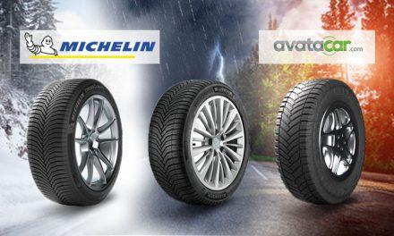 La gamme Crossclimate de Michelin