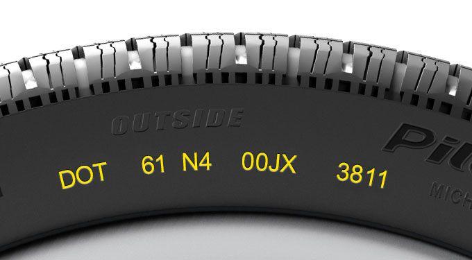 date de fabrication pneus