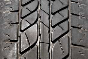 vieillissement pneus