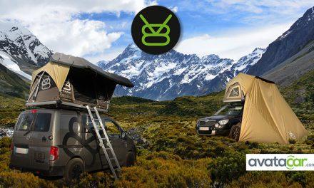 Zoom sur les tentes de toit pour voiture