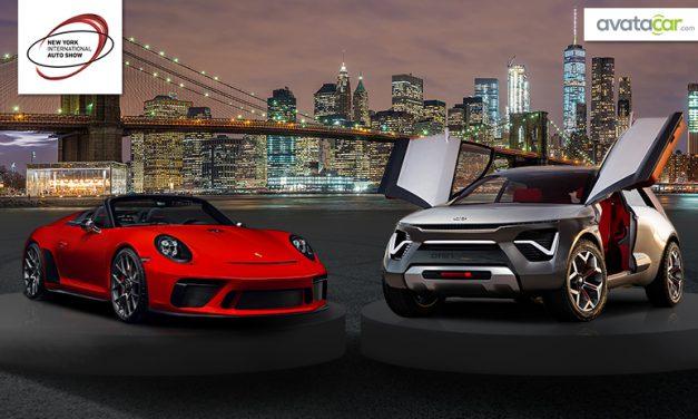 Bilan du salon auto de New York 2019