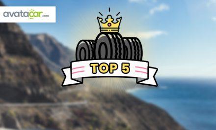 Le top 5 des pneus été