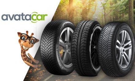 Le top 5 des pneus 4 saisons