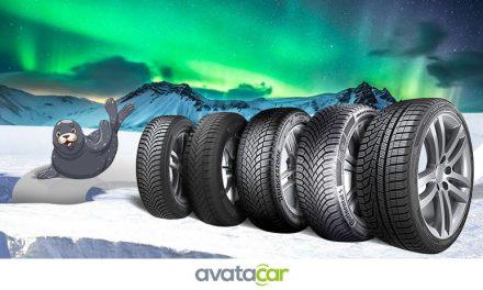 Le top 5 des pneus hiver