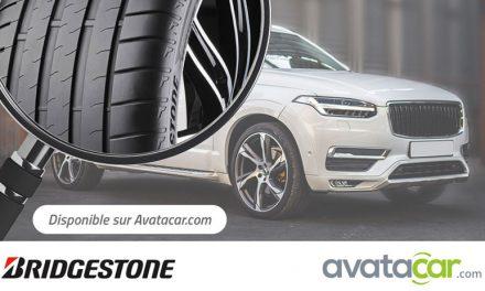 Nouveauté Bridgestone : Le pneu Potenza Sport !