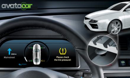 Un système de contrôle de pression des pneus rendu obligatoire !