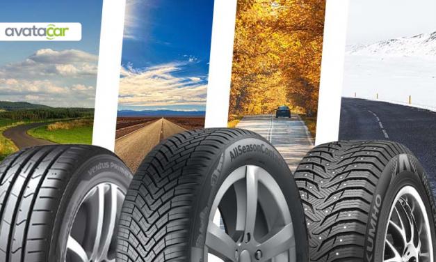 Pneus 4 saisons, été ou pneus hiver : que choisir ?