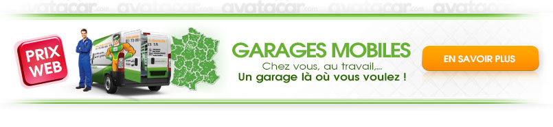 Garage mobile sur Avatacar.com