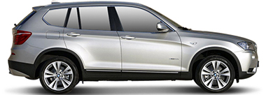 BMW X3 XDRIVE 20 D - 190 CV
