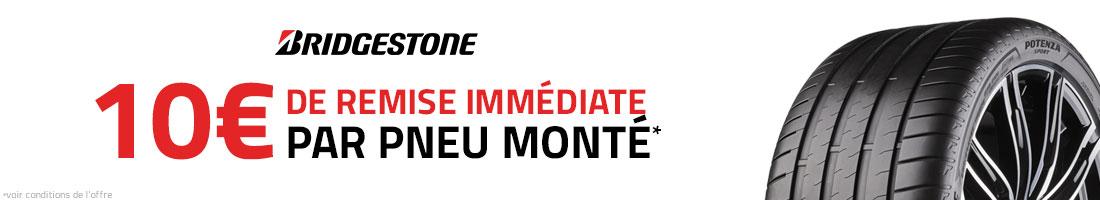 Promotion Bridgestone