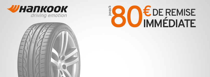 Promotion Hankook