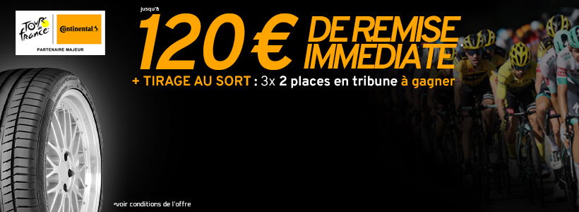 Promotion Continental